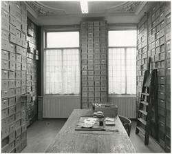 Riouwstraat 138, Haags Persbureau Matla (in 1995 overgebracht naar Rijswijk en onderdeel geworden van WIC Media-archieven)
