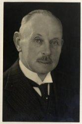 Dominee mr. Jan Willem de Kanter, geboren op 8 december 1867 te Dordrecht, overleden op 26 augustus 1940 te 's-Gravenhage