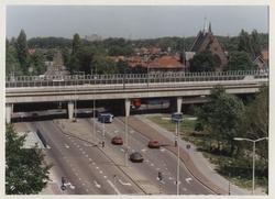 Overzicht Maanweg-Overburgkade (Voorburg)