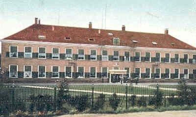 Marinierskazerne Willemsoord