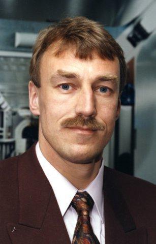 Majoor-vlieger P. Donkerbroek, testvlieger.