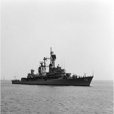 De Amerikaanse destroyer USS Preble (DDG 46, 1960) maakte deel uit van de Standing Naval Force Atlantic (STANAVFORLANT) in 1989 en bracht in dat verband op 23 juni 1989 een           bezoek aan Den Helder.