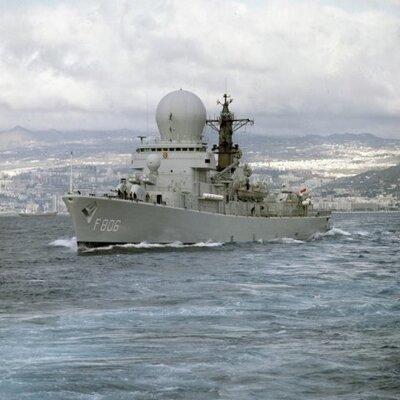 Het GW-fregat Hr.Ms. De Ruyter (1976-2001)