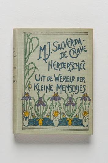 'Uit de wereld der kleine menschjes', door M.J. Salverda de Grave-Herderschee