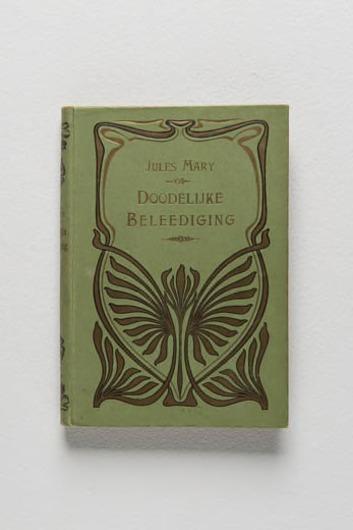 'Doodelijke beleediging', door Jules Mary