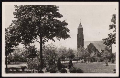 De N.H. Nieuwe Kerk.