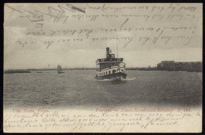 Voorzaan, Nieuwe Zaandamsche Salonboot