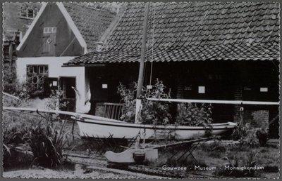 Gezicht op het Gouwzeemuseum