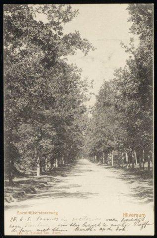 Soestdijkerstraatweg Hilversum.