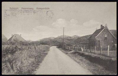 Camperduin/ Schoorl. Heerenweg.