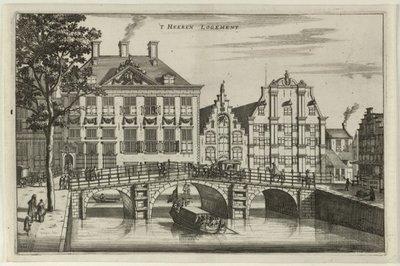 <i>'T Heeren Logement</i><br>Ca. 1680