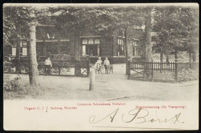 Huizerstraatweg ( De Viersprong).