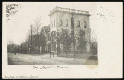 Instituut Augusta, Hoge Naarderweg Hilversum.