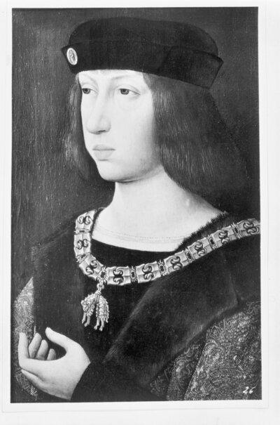 Weenen, Museum: Philips de Schone van Habsburg (1478-1506)