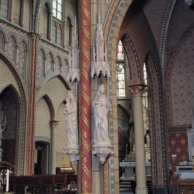Interieur, beeld H. Barbara