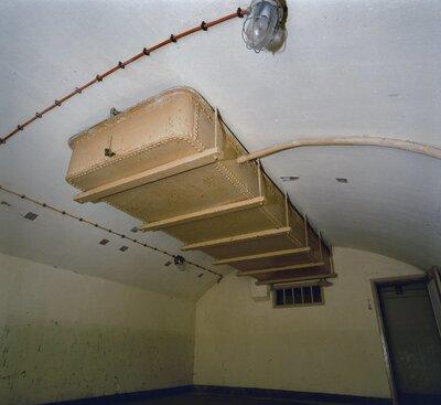 Interieur hoofdgebouw, waterreservoir