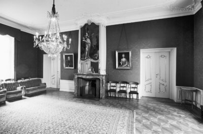 interieur zaal