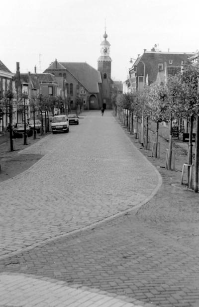 Dorpsplan, Voorstraat.