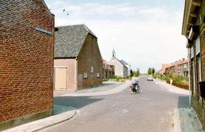 Schuur op de hoek van de Dorpsweg en Patrijzenweg