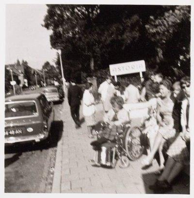 FA: Dienst Sociale Werkvoorziening DSW vakantiereizen 1960-1970