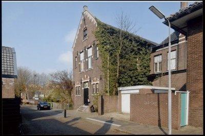 Koog aan de Zaan Boschjesstraat Gebouw van de Johanna Elisabeth Stichting.
