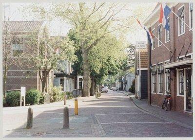 FA: Poëzie uit het landschap 1993 fietsroute bibliotheek en VVV door Zaanstad