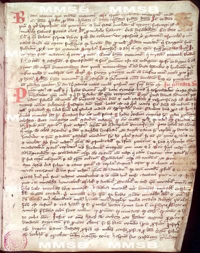 Sermones de tempore et alii textus