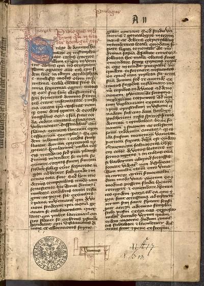 Henricus Suso: Horologium sapientiae; Odo Astensis?: Expositio in Psalmos; Expositiones variae