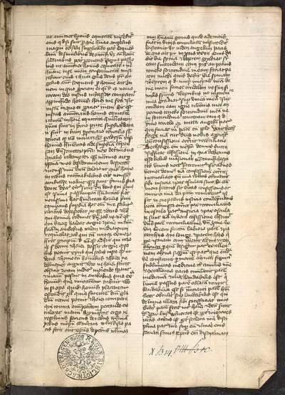Johannes Halgrinus de Abbatisvilla: Sermones de tempore super evangelia; Expositio in Cantica canticorum