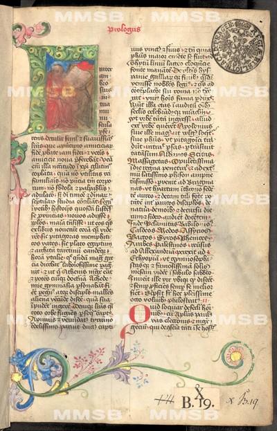 Biblia, Vetus testamentum (incompletum)