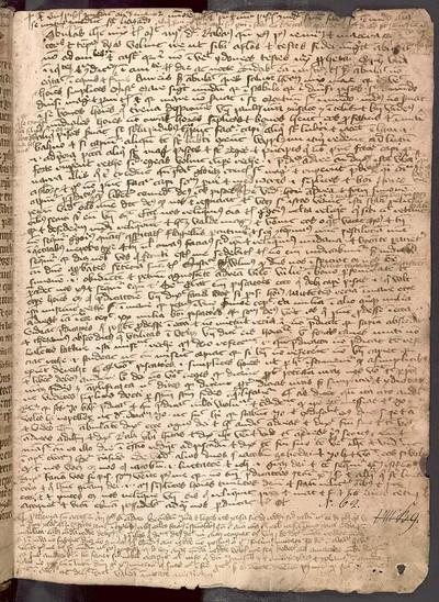 Sermones de tempore et de sanctis germanice interpolati cum notis marginalibus bohemice passim interpolatis, vitae sanctorum