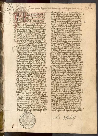 Hugo de sancto Caro: Expositio super Apocalypsim; Richardus de Sancto Victore: Textus varii