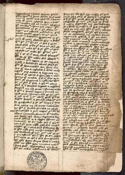 Thomas de Erfordia: De modis significandi sive grammatica speculativa cum commentario