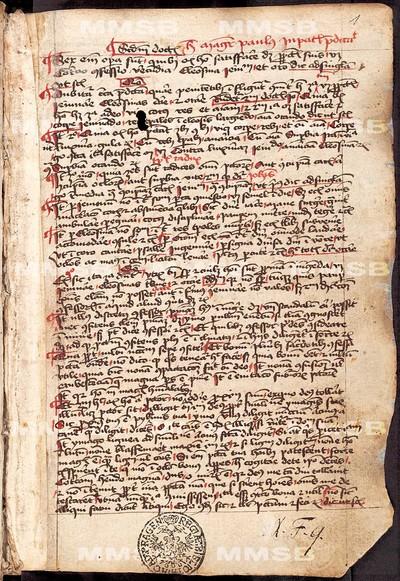 Textus varii, praecipue sermones