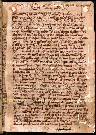 Sermones, textus theologici