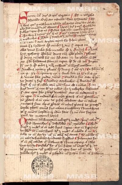 Varii textus alchymici