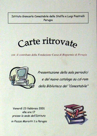 Carte ritrovate