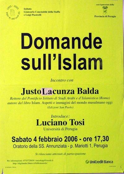 Domande sull'Islam
