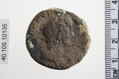 Münze, Sesterz, Antoninus Pius