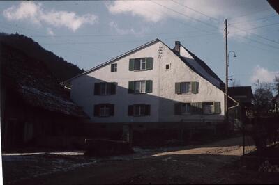 Fotografie | Nuglar, Bauernhaus