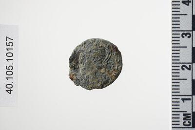 Omnia Münze Ae3 Constantinus I