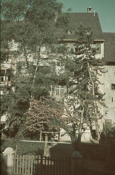 Liestal, Stadtmauer