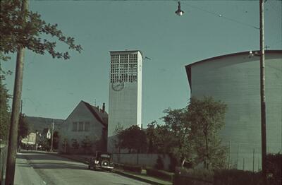 Dornach, katholische Kirche
