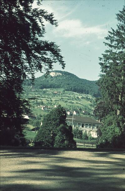 Sissach, Schloss Ebenrain, Park