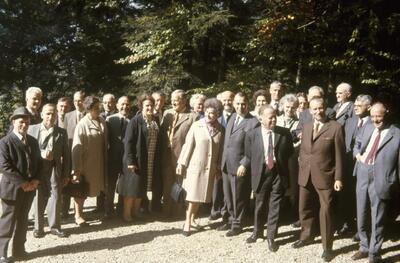 Langnau, Versammlung BFT Brieftauben-Verein