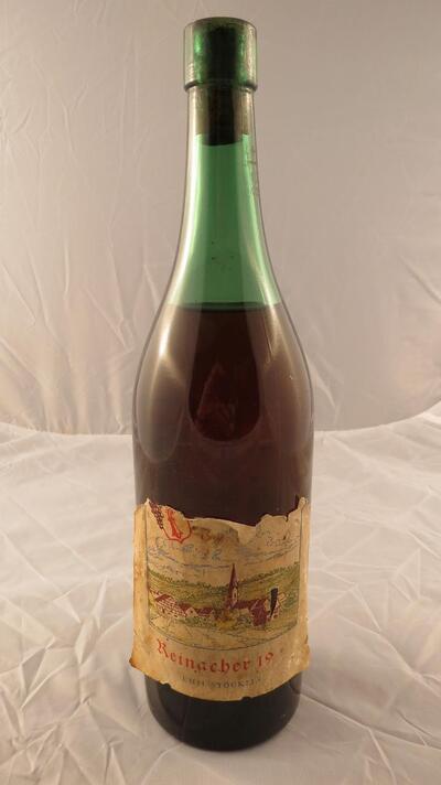 Weinflasche 1L