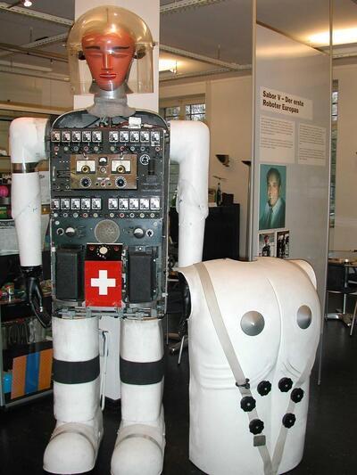 Roboter Sabor V