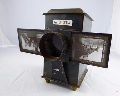 Projektor Laterna Magica