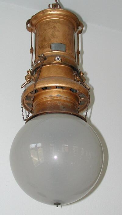 """Bogenlampe für Strassenbeleuchtung """"Differenzial - Bogenlampe"""""""