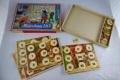 Gesellschaftsspiel Märchen 1 x 1